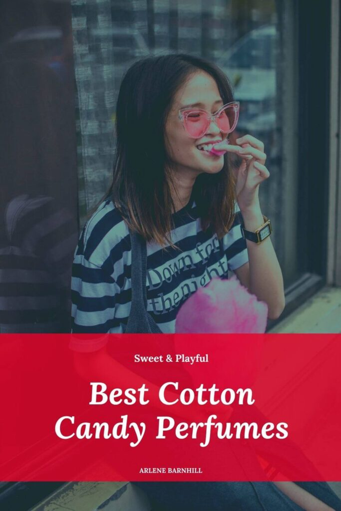 Best Cotton Candy Perfumes for women